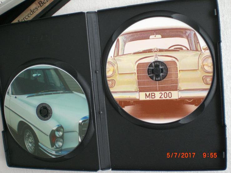 Bild 3: Mercedes 108 109 110 Heckflosse 111 113 SL Pagode Reparatur Service WIS CD