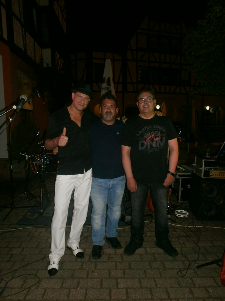 Bild 2: Italia Musik Band Scavo mob.0173 450 14 07