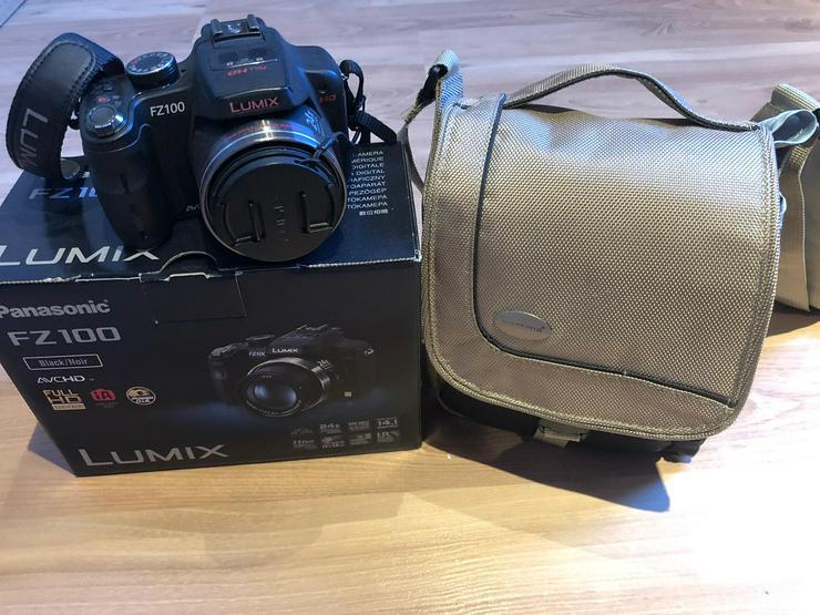 Lumix FS 100