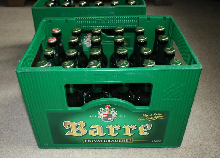Bild 2: 2 Kisten Barre Bräu - Premium Pils von der Privatbrauerei Barre