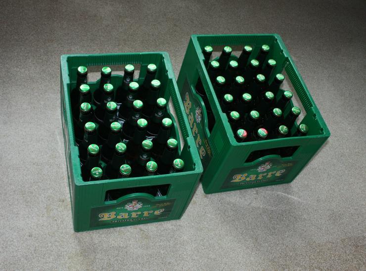Bild 3: 2 Kisten Barre Bräu - Premium Pils von der Privatbrauerei Barre
