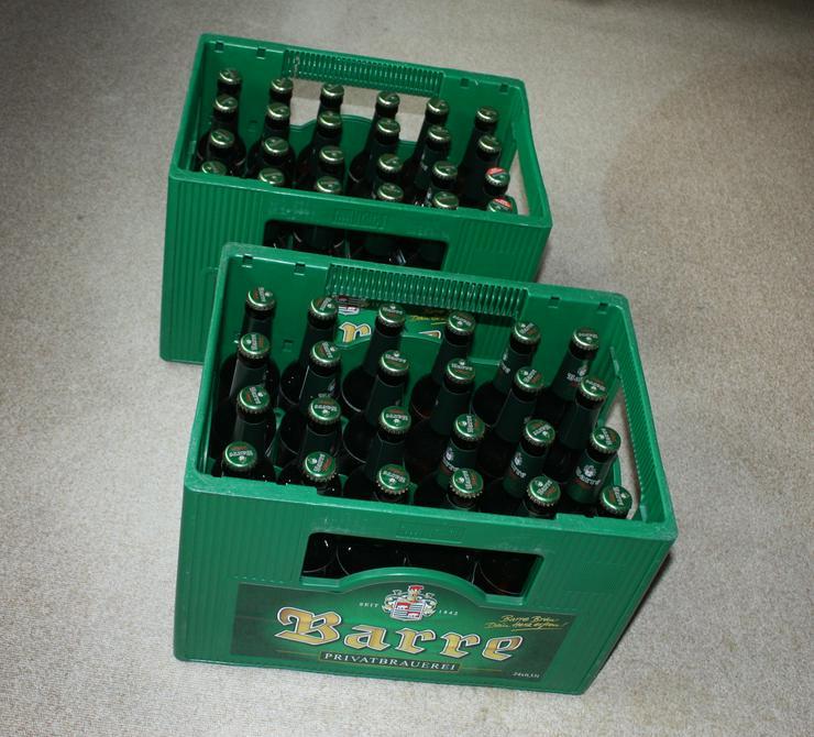 2 Kisten Barre Bräu - Premium Pils von der Privatbrauerei Barre - Bier & Biersorten - Bild 1