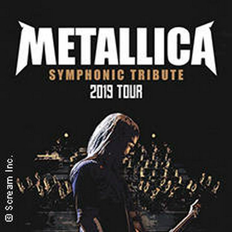 Metallica Symphonic Tribute Augsburg