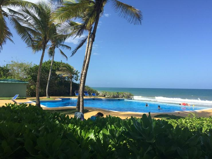 Bild 3: Karibik Wohnung direkt am Meer