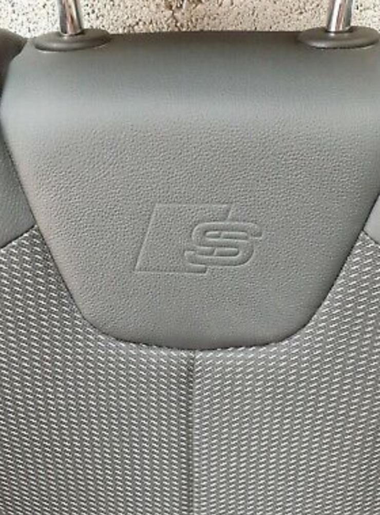 Bild 5: Audi 2016 Q2 Sitz Audi Sline Sitz Audi quattro sitz