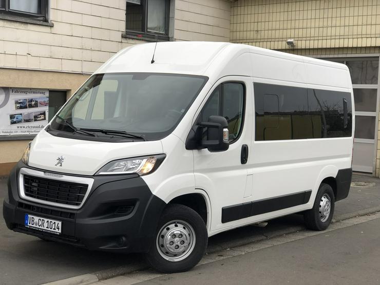 Bild 3: Opel Vivaro 9 Sitzer Mieten Bus Vermietung Hessen Vogelsbergkreis