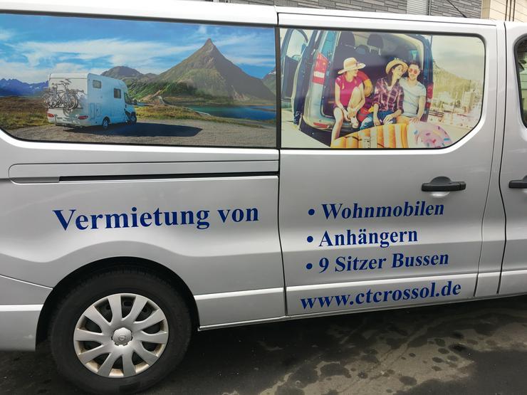Opel Vivaro 9 Sitzer Mieten Bus Vermietung Hessen Vogelsbergkreis