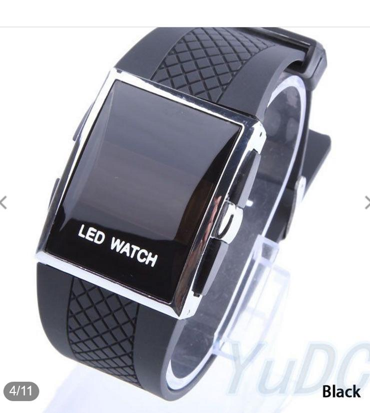Bild 3: LUXUS-DIGITALUHR | Armbanduhr