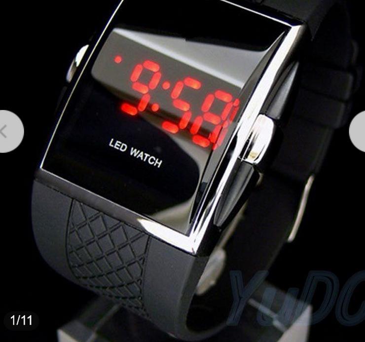 Bild 2: LUXUS-DIGITALUHR | Armbanduhr