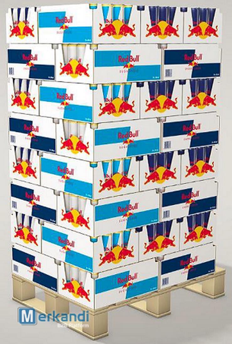 Red Bull Verkauf - Alkoholfreie Getränke - Bild 1