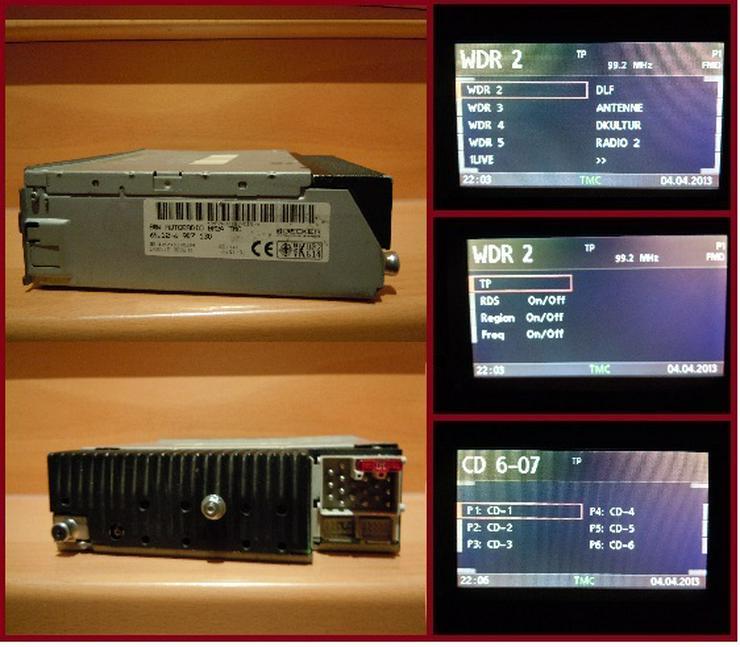 BMW Radiomodul BM24 E39 5er E38 7er E46 3er E53 X3