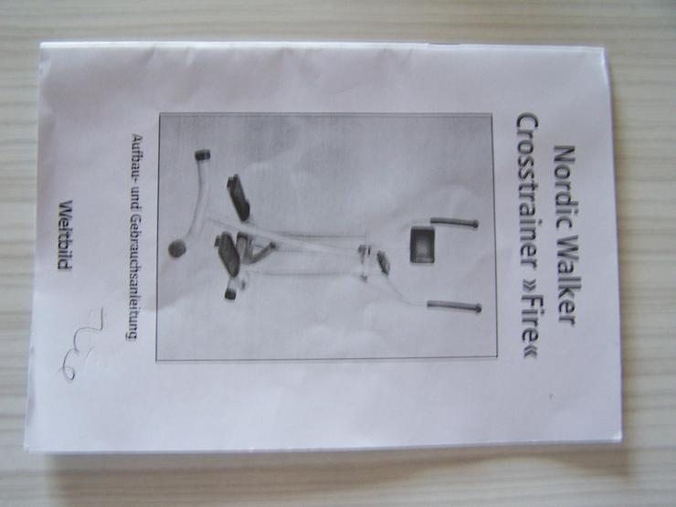 Bild 5: Nordic Walker Crosstrainer Fire