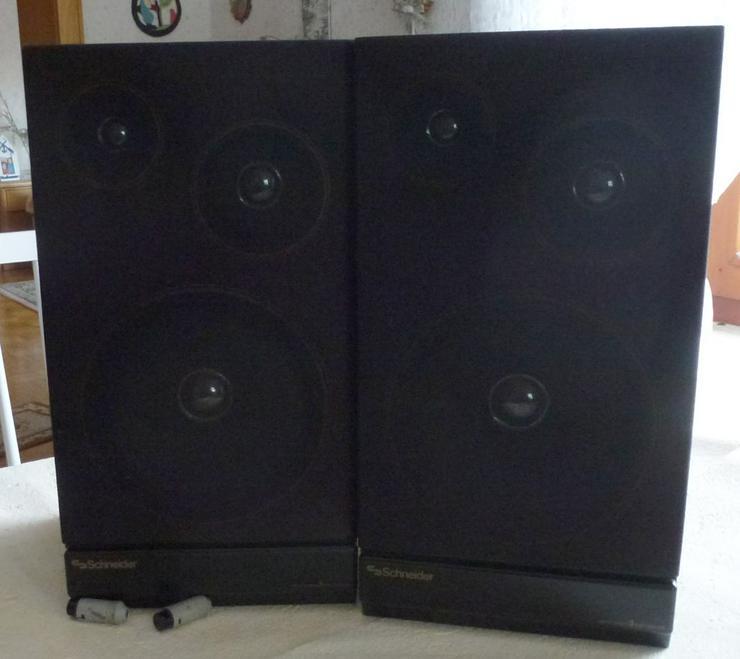 Bild 2: Zwei Lautsprecherboxe  MIDI 2755 LS