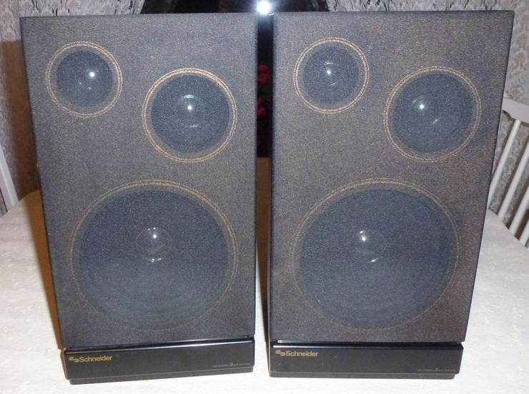 Bild 5: Zwei Lautsprecherboxe  MIDI 2755 LS