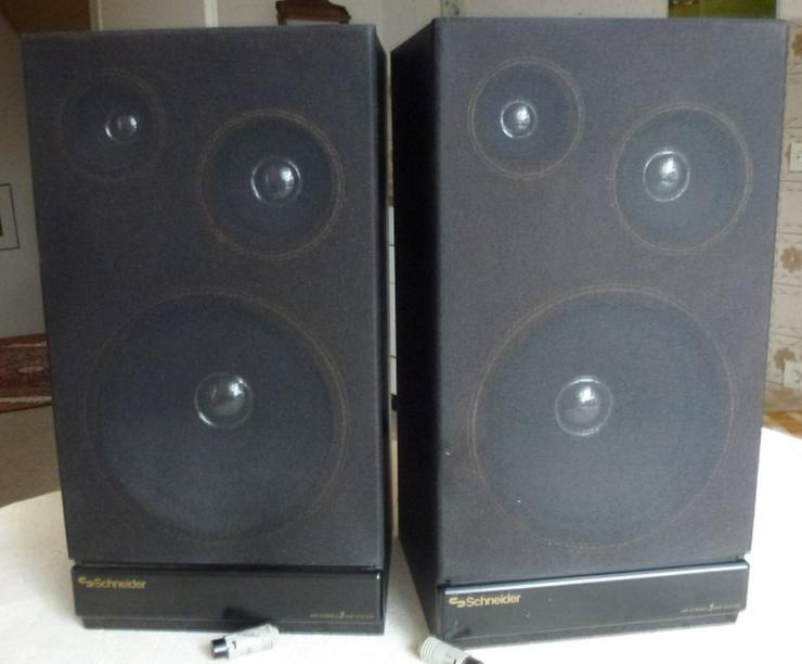 Zwei Lautsprecherboxe  MIDI 2755 LS
