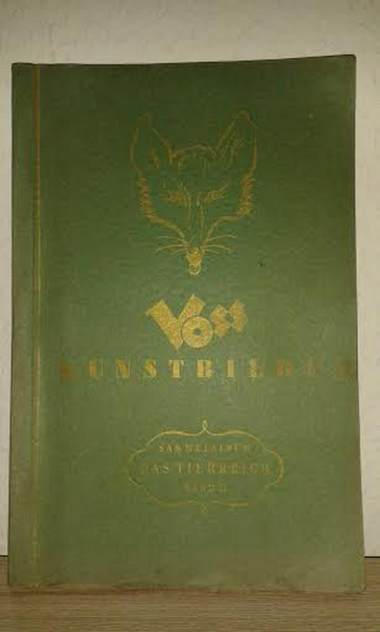 Bild 3: Voss - Sammelalben Band 1-3 von 1951-1953