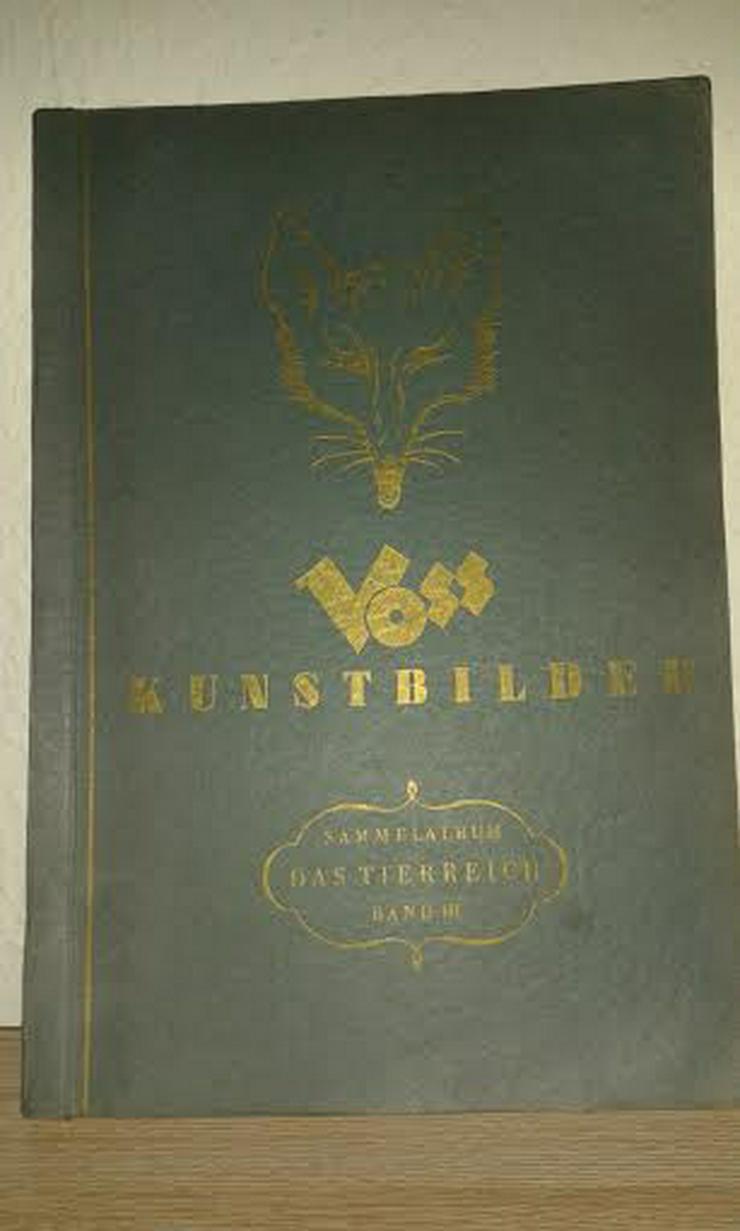 Voss - Sammelalben Band 1-3 von 1951-1953