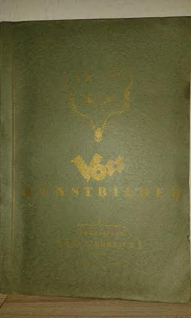 Bild 2: Voss - Sammelalben Band 1-3 von 1951-1953