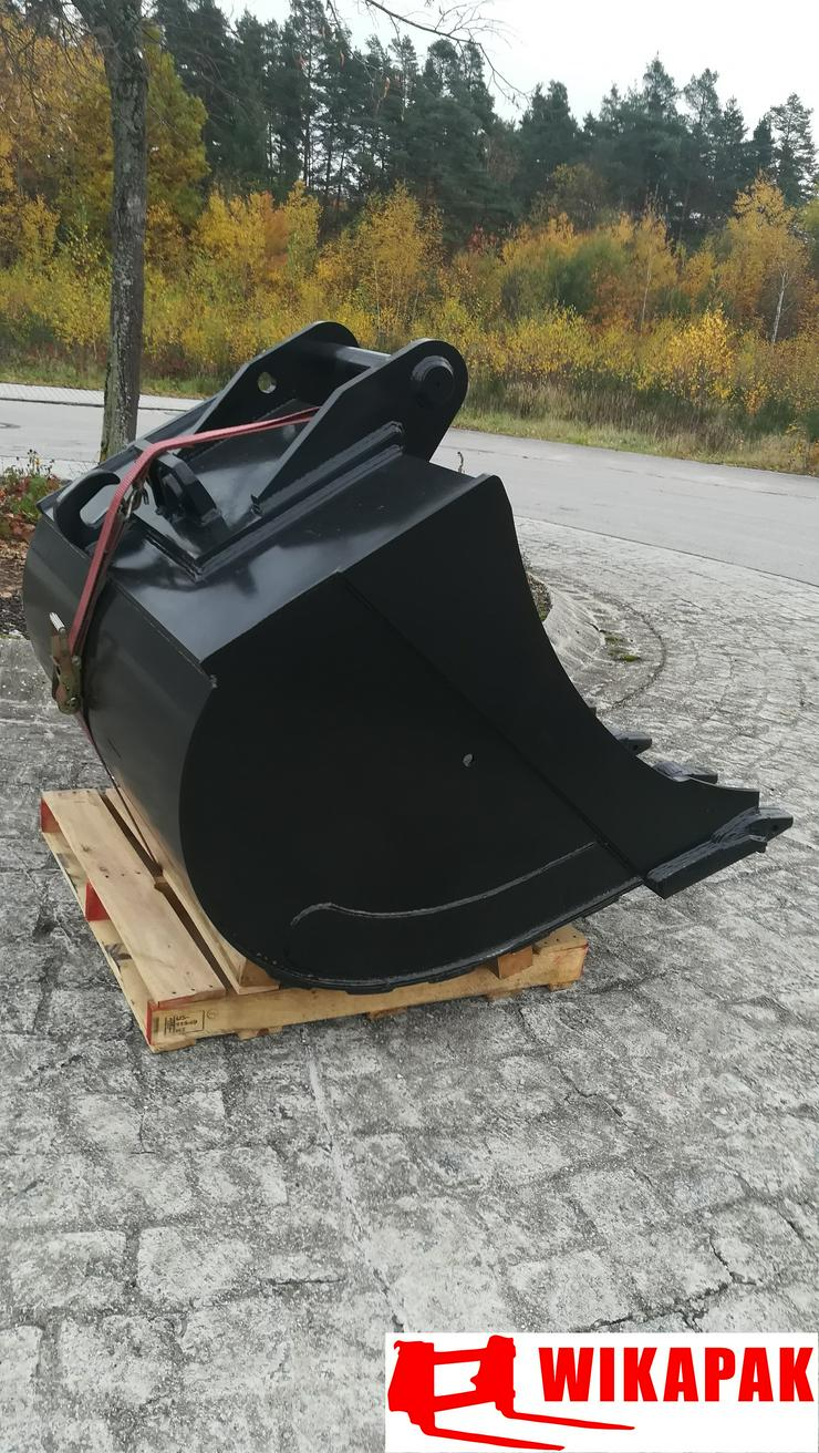 Baggerlöffel Baggerschaufel Tieflöffel 1,5m 1350 kg. MS21
