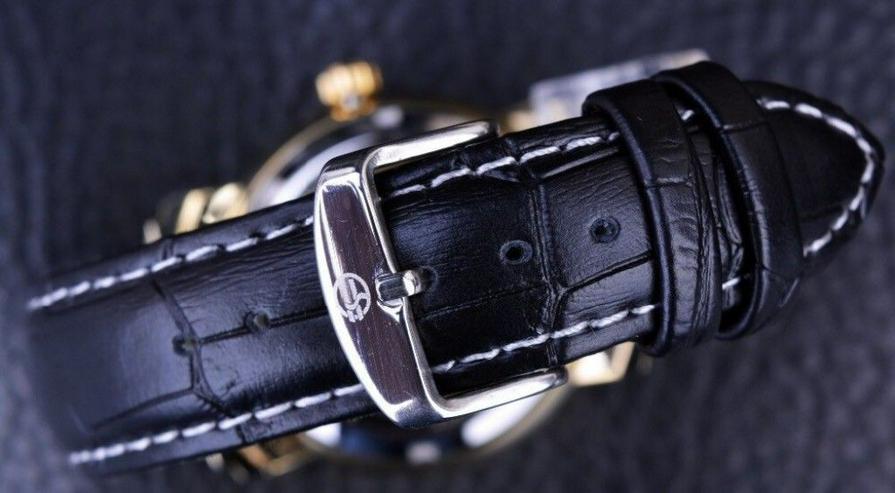 Bild 5: FORSINING - DIAMOND - goldplated - Tourbilliondesign - TOP - NEU - OVP