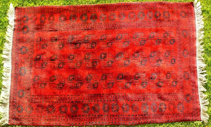 Orientteppich, Afghanistan, Ersari, 300x195 (T076)