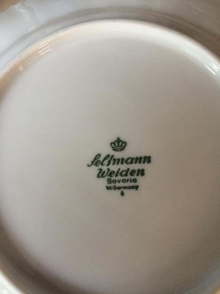 Bild 2: Altes Teeservice von Seltmann Weiden