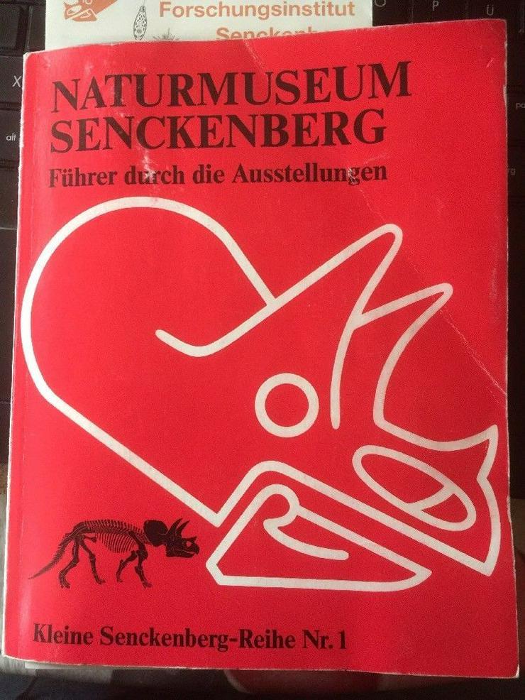 Naturmuseum Senckenberg - Führer durch die Ausstellungen