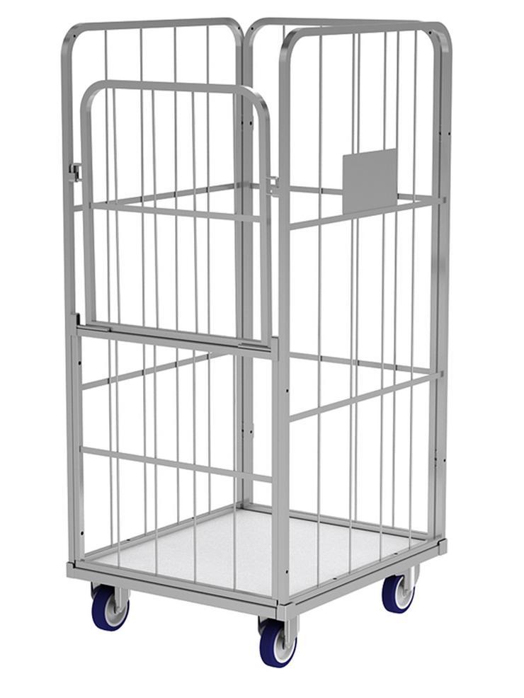 Rollcontainer für Wäschelogistik (Wäschereien). Modell ST 7180-1.62 - Weitere - Bild 1