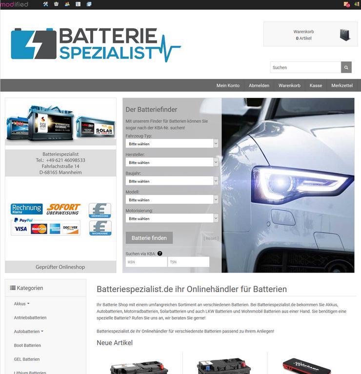 Autobatterie Top Preis Kaufen