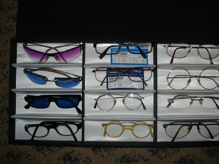 Bild 2: Sonnenbrillen/Lesebrillen