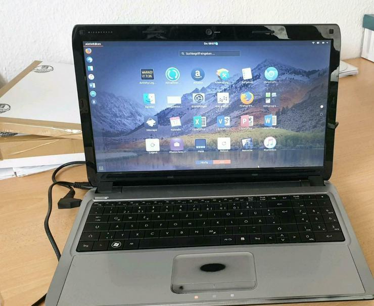 Bild 2: Notebook / Laptop mit Ubuntu zum Mieten / Leihen