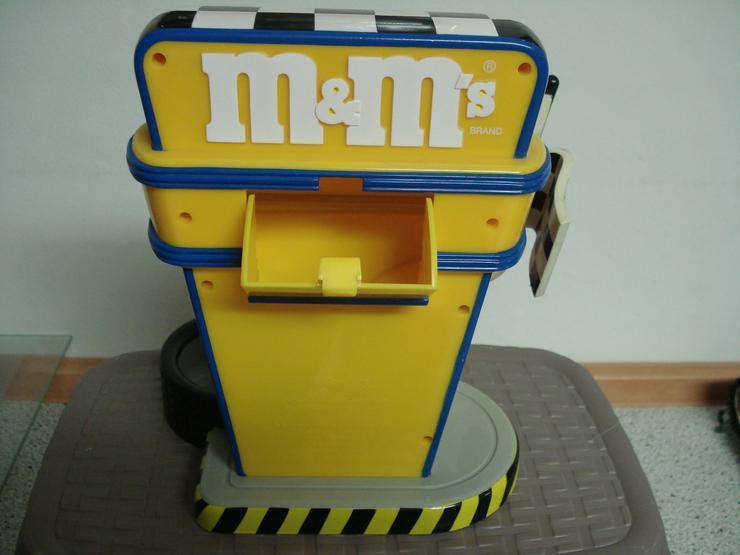 Bild 2: m&m`s Nascar Series Dispenser