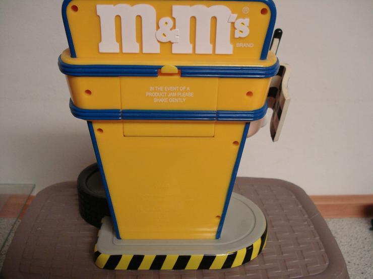 Bild 3: m&m`s Nascar Series Dispenser