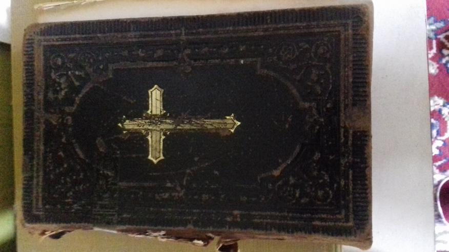 Bild 2: 1897 er BIBEL