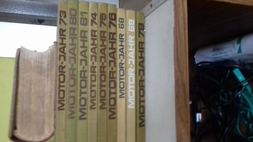 Motor-Jahrbücher