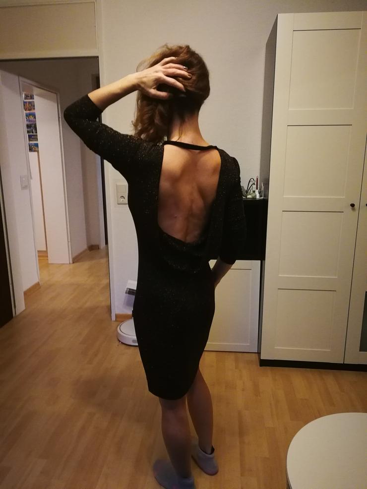Glitzer Kleid