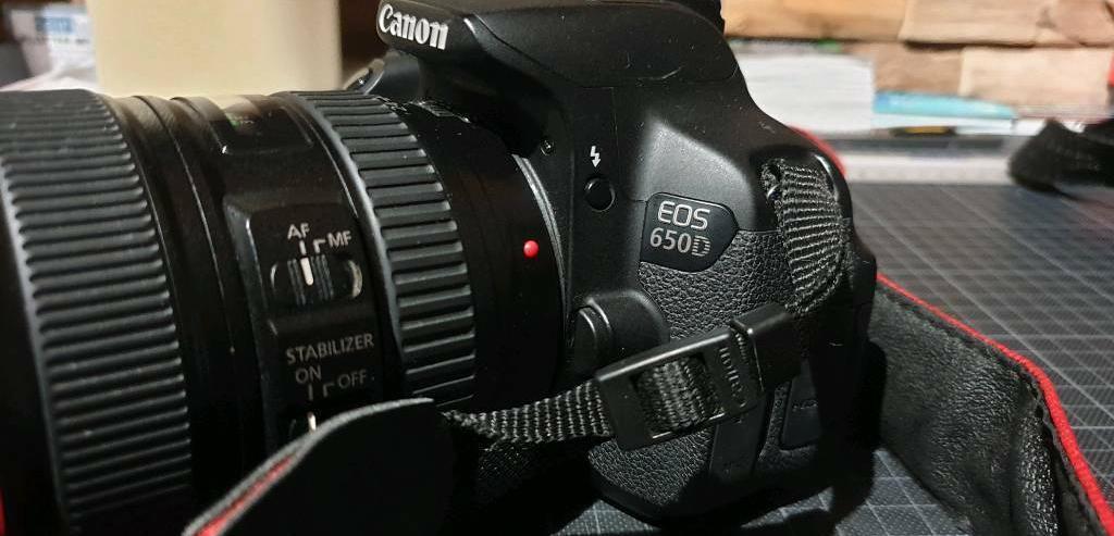 Canon EOS 650D inkl. Zubehör zum Mieten / Leihen - Digitalkamera - Bild 2
