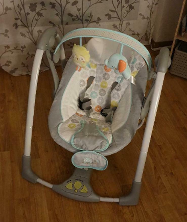 Baby Wippe / Schaukel Batteriebetrieben zum Mieten / Leihen