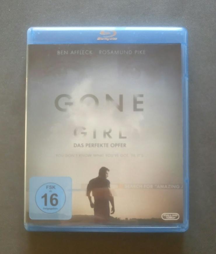 Blu-ray: Gone Girl - Das perfekte Opfer (2014)