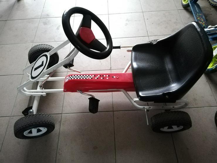 Kettcar Kinderfahrzeug