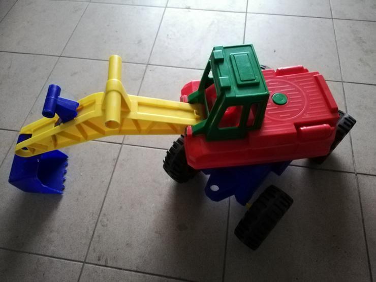 Bagger für Sandkasten - Spielplatz-Ausstattung - Bild 1