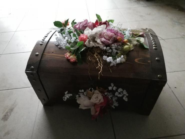 Kisten bei Hochzeiten Geldgeschenke
