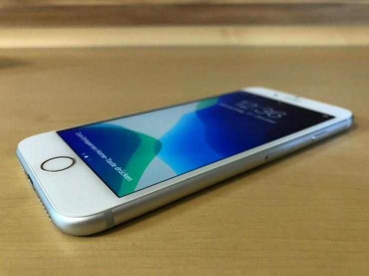 Bild 6: Apple iPhone 8 - 64GB - Silber (Ohne Simlock) in OVP