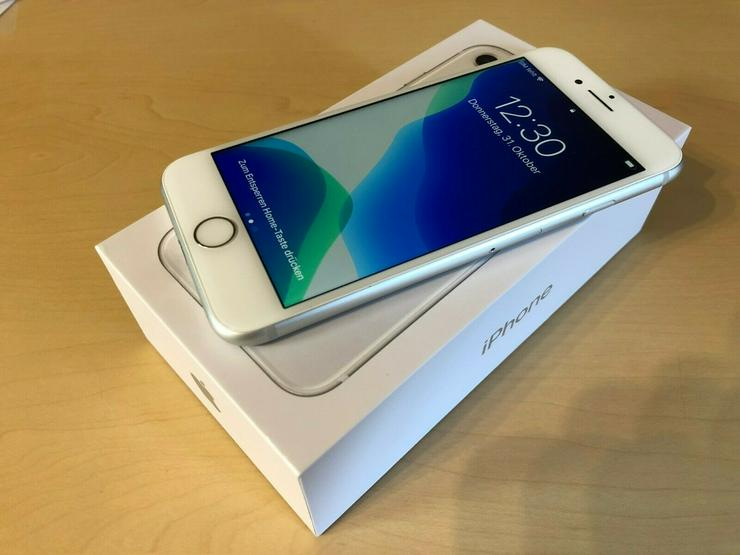 Bild 2: Apple iPhone 8 - 64GB - Silber (Ohne Simlock) in OVP