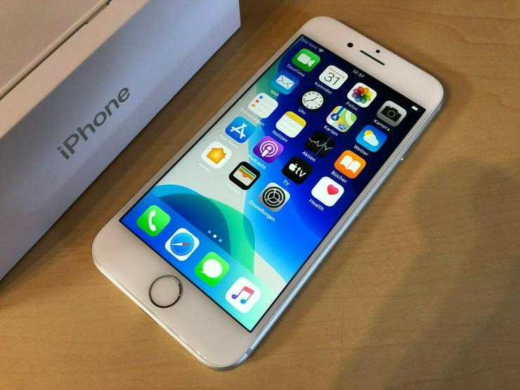 Apple iPhone 8 - 64GB - Silber (Ohne Simlock) in OVP - Handys & Smartphones - Bild 1