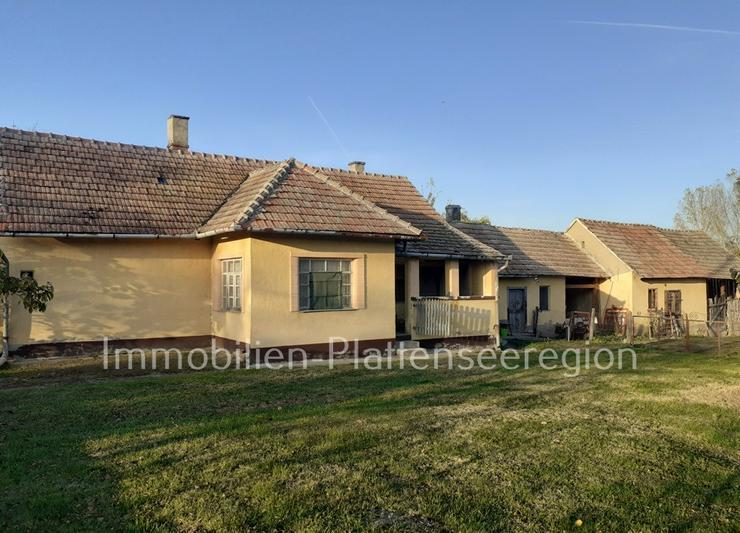 Wohnhaus in Ungarn Balatonreg. Grdst.2.765m² Nr.95