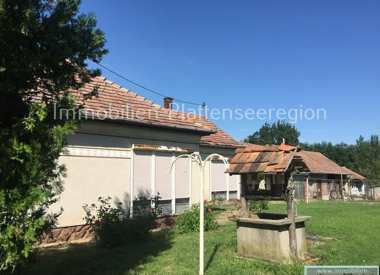 Großes Haus Ungarn Balatonr. (ruhige Lage) Gr.1.645m² Nr.20/124