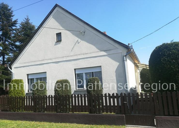 Haus in ruhiger Lage Ungarn Balatonr. 2.Grdst.5.526m ²Nr.20/136