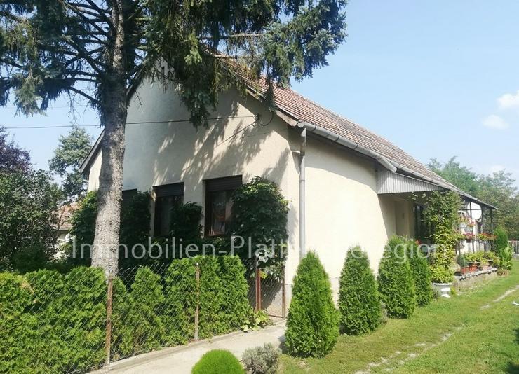 Haus Nr. 20/145  Ungarn Balatonregion Grdst. 3.917m²