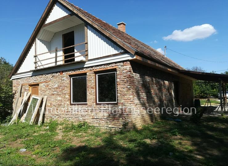 Haus-Rohbau, Ungarn Balatonr. Grdst.3.028m² Nr. 20/146